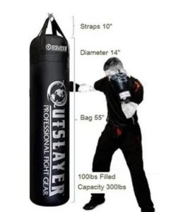 best rated MMA punching bag