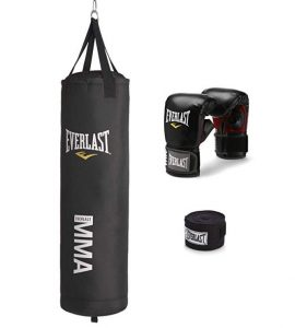 Everlast 70 lbs hanging bag