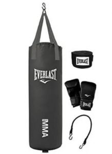 Everlast 70lbsMMA Heavy Bag Kit Review