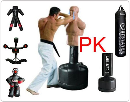 Man Shaped Punching Bags - Realistic Feeling For Better ...