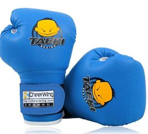 children boxing gloves