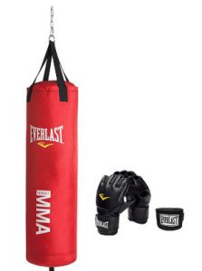 70lb heavy bag for martial arts training
