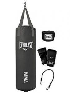 Everlast 70 pounds punching bag kit