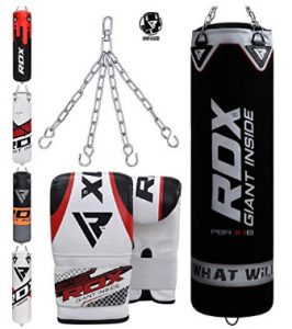 MMA kickboxing bag kit