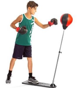 reflex punching bag for toddlers