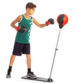 the cheapest punching bag kit for teenager