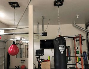 cheap wall mounted heavy bag stand