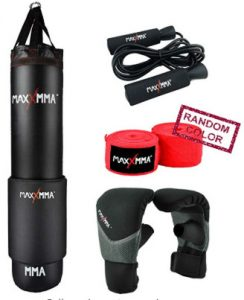 adjustable punching bag filled with water or air