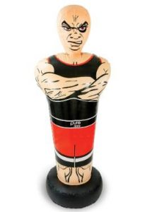 inflatable punching bag for home use