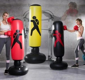 what is the best inflatable punching bag