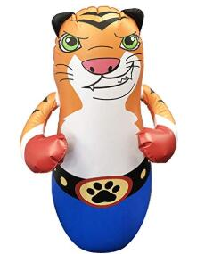 inflatable BOP punching bag for kids