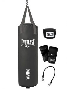 Everlast 70 pounds punching bag with affordable price