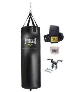 Everlast Nevatear 70-Pound MMA Heavy Bag Kit Review