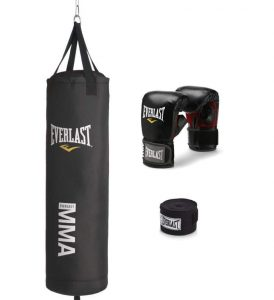 Everlast MMA Heavy Bag Kit for Adults