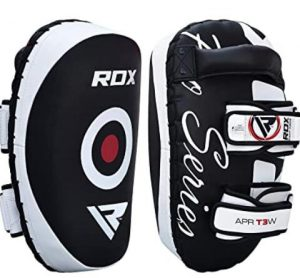 RDX MMA Strike Shield for target kicking