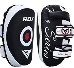 RDX MMA Strike Shield for target kicking