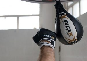 how to use speed bag