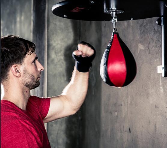 Boxing Speed Ball Base Hook MMA Swivel Platform Bracket Pear Punching Bag