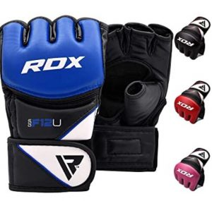 RDX gloves for grappling