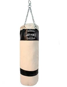 Last Punch Heavy-Duty Punching Bag for home gym review