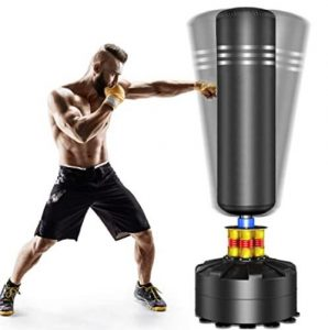 portable free standing punching bag for MMA and boxing