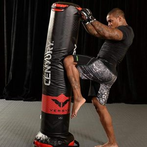 indoor punching bag workout