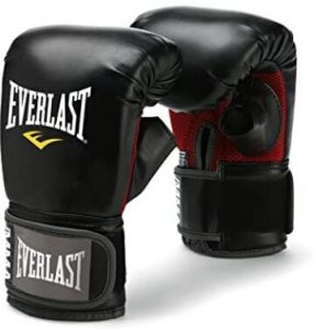 Everlast heavy bag for martial arts beginner
