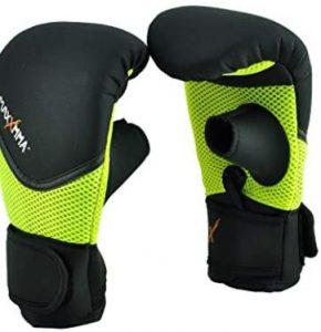 MaxxMMA washable heavy bag gloves for training