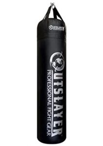 Outslayer home heavy bag 100 pound