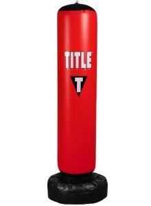 title inflatable punching bags review