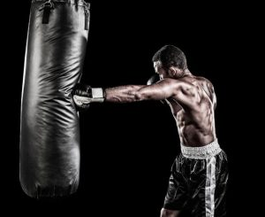 what is the best filling for punching bag