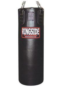 Ringside unfilled leather heavy bag