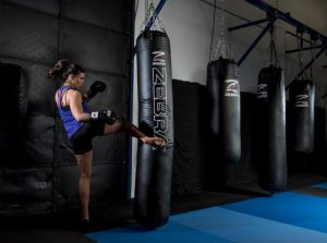 can you use a heavy bag for kickboxing
