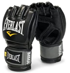Everlast mma gloves for adults for sparring and grappling