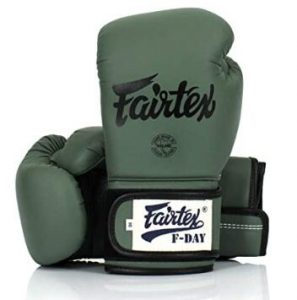 Fairtex sparring gloves 16oz for Muay Thai training