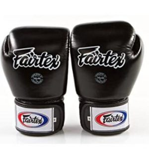 Fairtex padded weight gloves for pad work