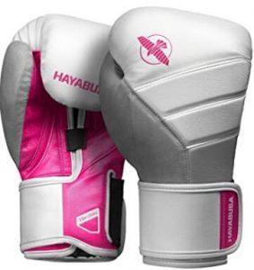 Hayabusa female 16oz sparring gloves