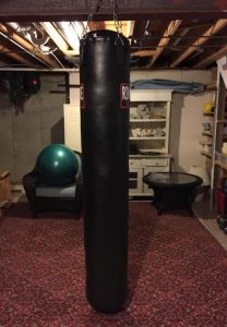 Ringside muay thai 100 lb heavy bag