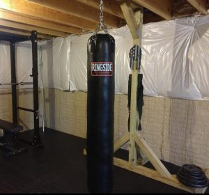 Ringside 100 pound muay thai punching heavy bag review