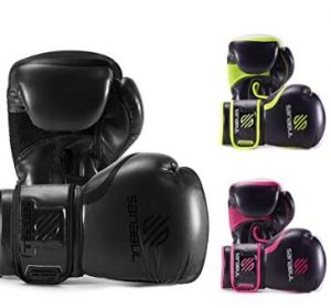 Sanabul Essential Gel Boxing Kickboxing Punching Bag Gloves for Beginners Review