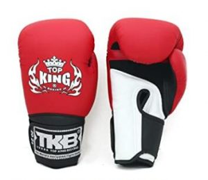 Top King punching gloves with padding