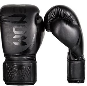 Venum pad boxing gloves