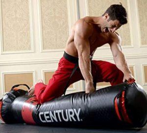 century versys fight simulator punching bag