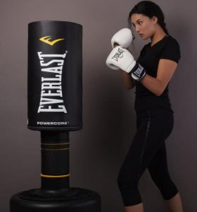 everlast powercore punching bag