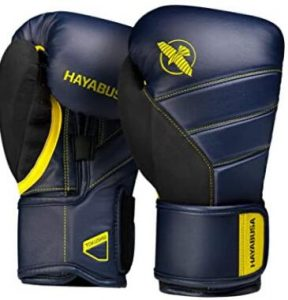 Hayabusa gloves for heavy bag workout