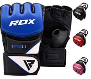 hot pick RDX leather gloves for heavy bag