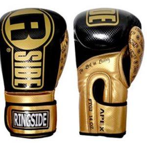 ringside apex flash sparring gloves review
