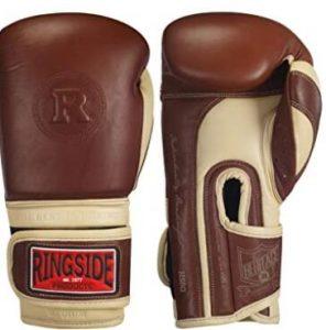 ringside heritage sparring gloves review