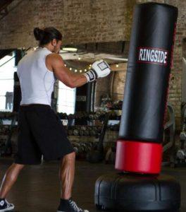 ringside freestanding fitness punching bag